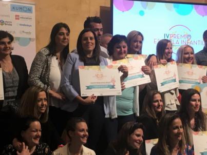 La escuela infantil recibe un premio nacional por un proyecto que acerca el patrimonio lingüístico canario