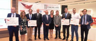 Brok-Air Consulting recibe el Premio Pyme del Año 2018