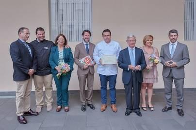 El premio 'Chef del futuro' otorgado al cocinero Juan Carlos Padrón