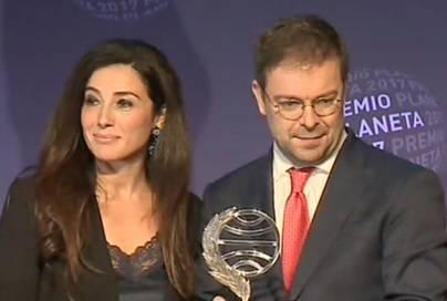 Javier Sierra gana el Premio Planeta 2017