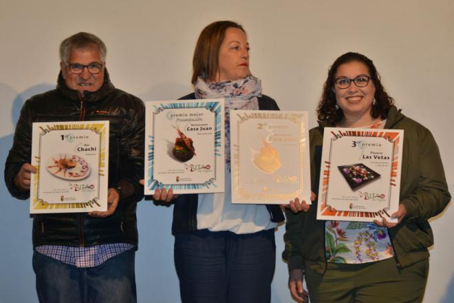Bar Chachi, primer premio en la 'VII Ruta de la Tapa Sur de El Hierro' de El Pinar