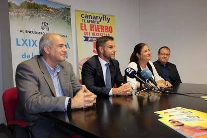 Canaryfly presenta su programación con El Hierro