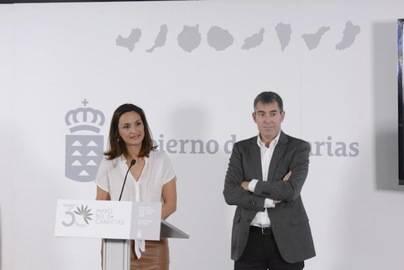 El Gobierno presenta el programa de actos para el Día de Canarias