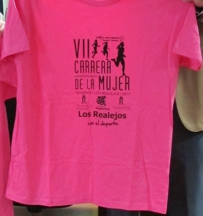 Los Realejos se volverá a teñir de rosa el 2 de abril en la carrera solidaria