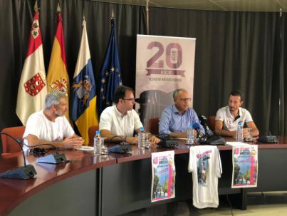 La Gomera celebra su V Cicloturista con récord de participación