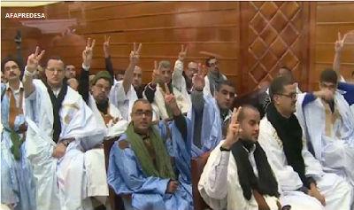 Cabildo grancanario rechaza las duras penas 24 presos saharauis