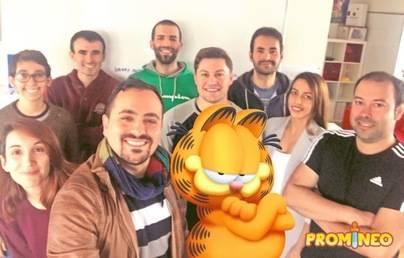 Promineo Studios desarrollará cuatro videojuegos sobre el gato Garfield