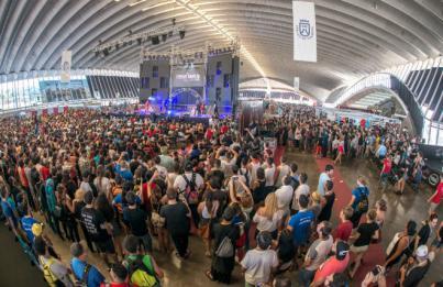 TLP Tenerife 2016 se despide con más de 2.000 personas en un concurso de cosplay