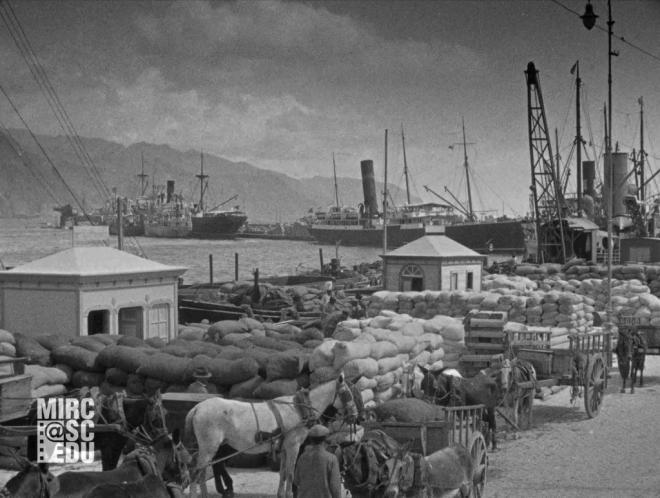 Filmoteca Canaria proyecta las imágenes de las Islas filmadas en 1925 por la Fox, localizadas en Estados Unidos