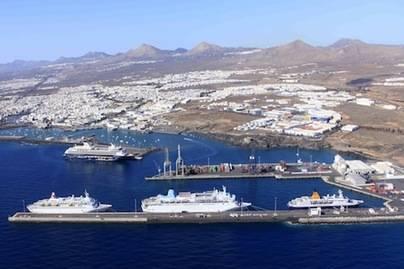 El Cabildo de Lanzarote reitera su defensa a la segregación del Puerto de Arrecife