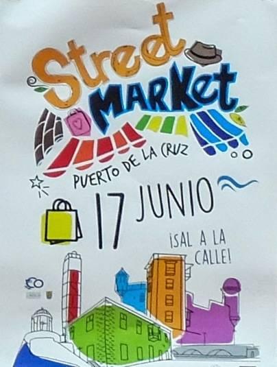 Puerto Street Market, la fiesta de las ofertas en el Puerto de la Cruz