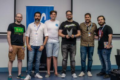 Premian en TLP Tenerife a los videojuegos 'Blacksmith' y 'Renard'