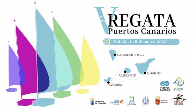 El Hierro acoge la V Regata de los Puertos Canarios