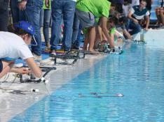 Prototipos de Robótica submarina de 56 centros de enseñanza se sumergen en Canarias