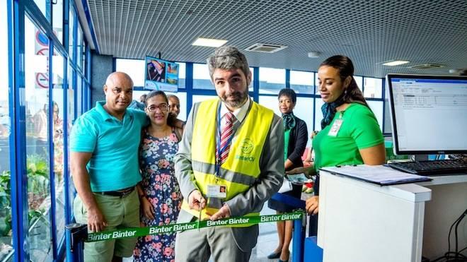 Binter inicia sus vuelos entre las islas de cabo verde