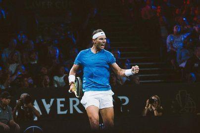 Nadal vence a Tsitsipas y ahora ha de esperar que gane Medvedev para pasar a semifinales