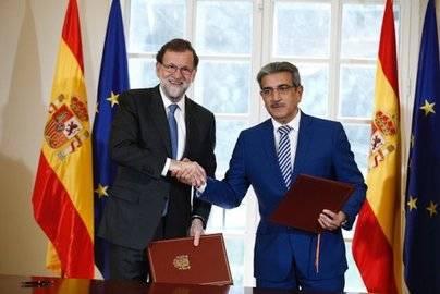 Nueva Canarias limita su acuerdo con el Gobierno al Presupuesto de 2017