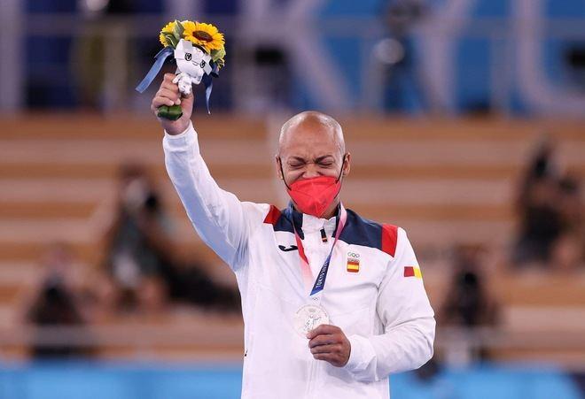 El Cabildo de Lanzarote felicita a Ray Zapata por su medalla de plata en los Juegos Olímpicos de Tokio