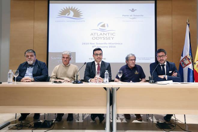 La Atlantic Odissey unirá Tenerife con Martinica