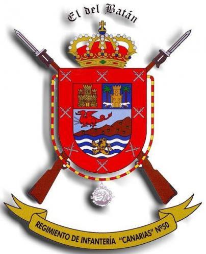 El Regimiento de Infantería Canarias 50 honra a su Patrona