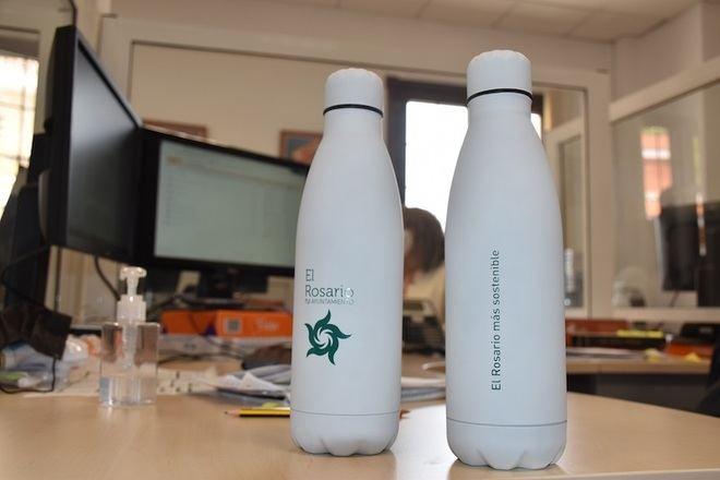 El Rosario promueve entre sus trabajadores la erradicación de plásticos de un solo uso