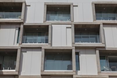 'El Residencial Lola Massieu es un ejemplo de la arquitectura del futuro'