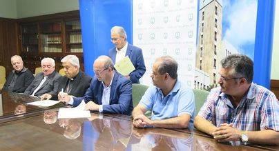 3,6 millones de euros para la restauración de bienes inmuebles de la Iglesia