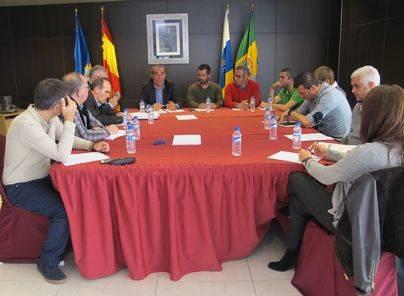 Cabildo y ayuntamientos avanzan en la nueva estrategia turística de La Palma
