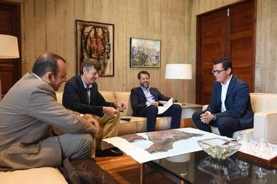 Gobierno y Cabildo cierran el nuevo convenio de Carreteras con el Estado