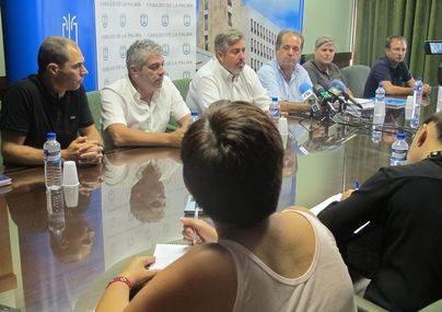El Cabildo desarrolla proyectos para la zona afectada por el incendio
