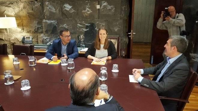 """Rodríguez: """"Las preocupaciones no entienden de colores políticos''"""