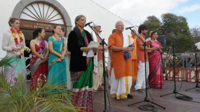 Arona, referente de diversidad, paz y convivencia