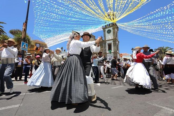 La romería en honor a San Antonio de Padua sale a la calle de forma virtual