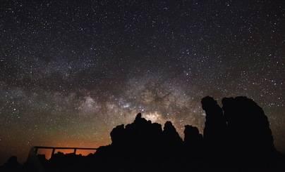 El Montsec renueva su adhesión a la Declaración Starlight de La Palma