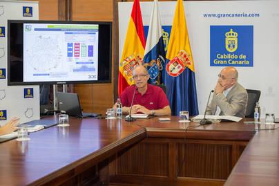 Gran Canaria aspira a alcanzar el 70% de autosuficiencia en 2038