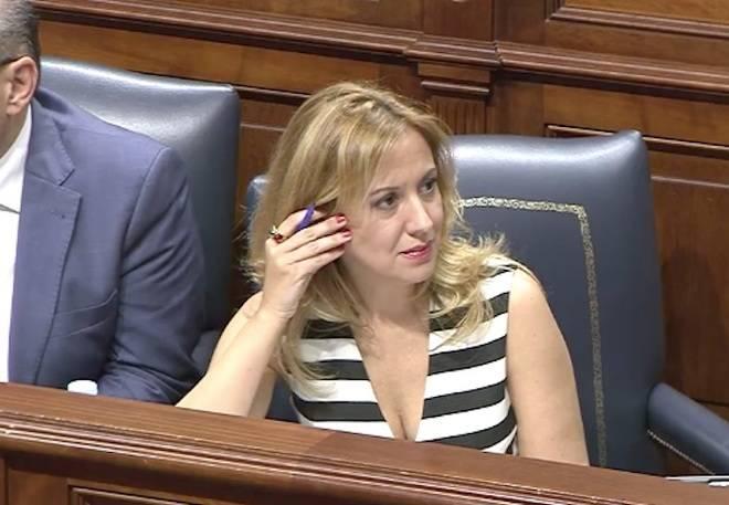 Dávila destaca la 'responsabilidad' de PP y ASG por apoyar el presupuesto
