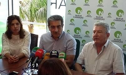 Nueva Canarias anuncia su abstención al techo de gasto