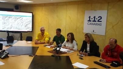 El Gobierno de Canarias declara controlado el incendio de Gran Canaria