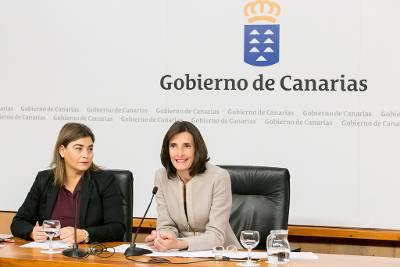 Medio millar de entidades acuden a Fitur bajo el paraguas del Gobierno de Canarias