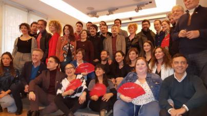 Destacados actores y actrices colaboran en la promoción de La Palma