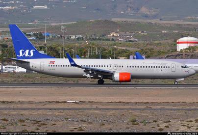 Tenerife tendrá ruta directa con Copenhague operada por SAS