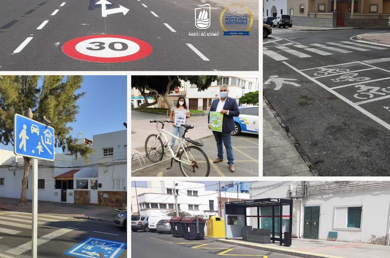 Puerto del Rosario, ganador del Premio Semana Española de la Movilidad Sostenible 2020