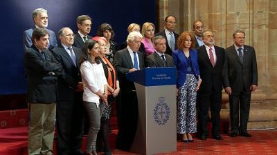 Salman Khan, Premio Princesa de Asturias Cooperación Internacional