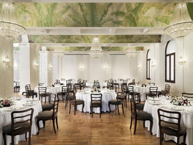 El ocio y la gastronomía, protagonistas en la Navidad de Iberostar Grand Hotel Mencey