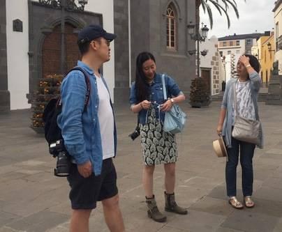 Periodistas chinos especializados en viajes promocionarán la ruta San Mao