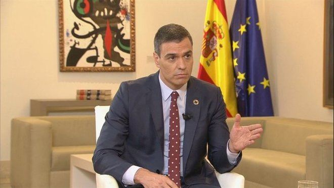 Sánchez anuncia que subirá los impuestos