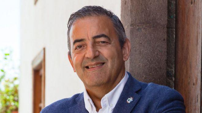 Sebastián Martín, nuevo alcalde de Arico al prosperar la moción de censura contra la socialista Olivia Delgado