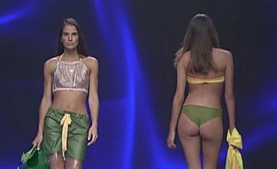 Los desfiles de la Semana de la Moda de Gran Canaria arrancan con los jóvenes talentos