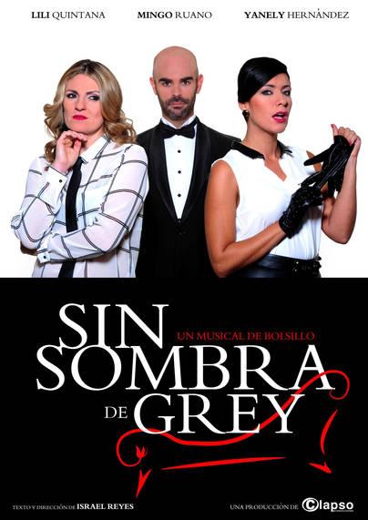 """La comedia musical """"Sin sombra de Grey"""" llega a La Palma"""