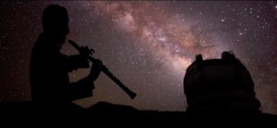 Se presenta el tráiler de la grabación de la Sinfónica de Tenerife en el Gran Telescopio Canarias